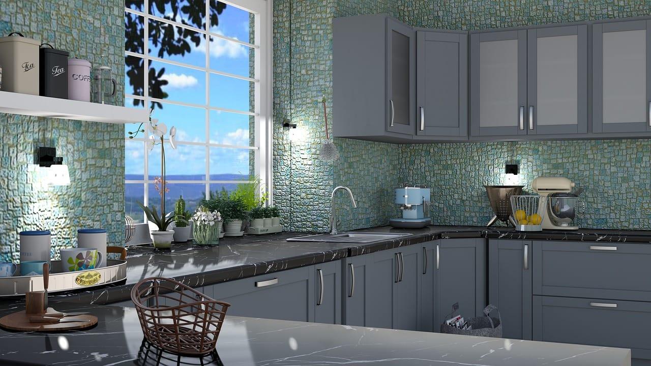 キッチンや水周りが簡単にdiyできるおすすめのタイルシール10選 賃貸