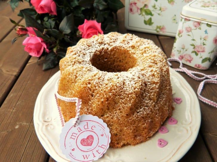 ホールケーキの写真
