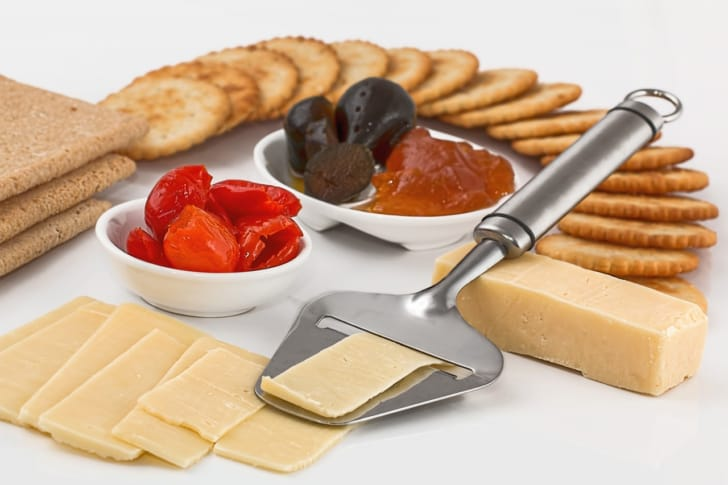 チーズスライサーの写真