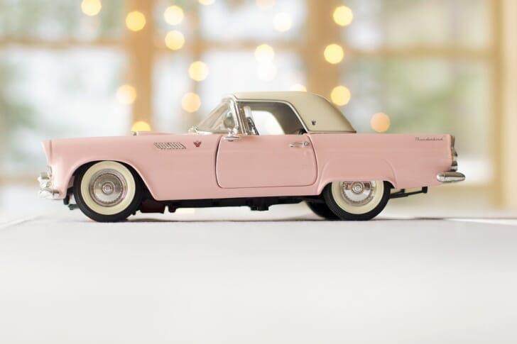 かわいい車の写真