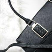brand new f03f9 a53b0 人気ブランドのおしゃれな黒ハンドバッグおすすめ13選 ケイト ...