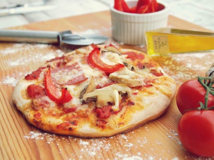 ピザとぴざかったの写真